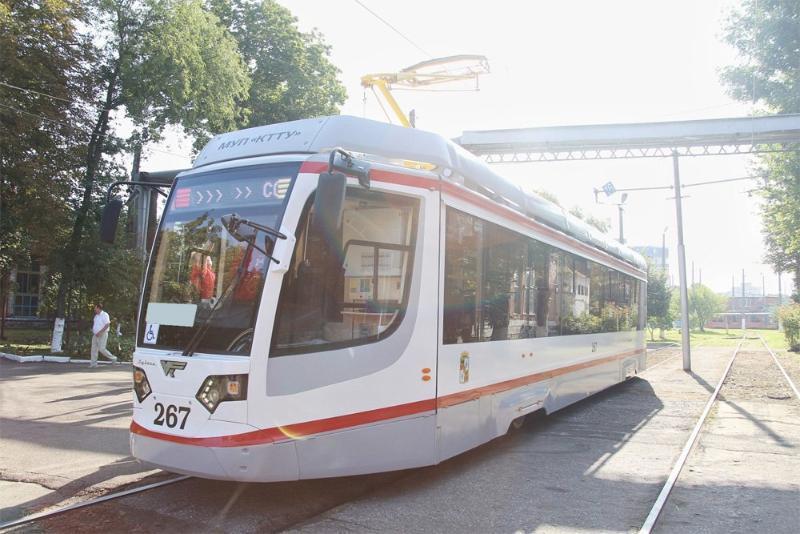 От Декабристов до вокзала: в Краснодаре запускают новый трамвайный маршрут