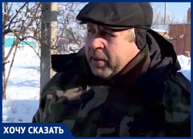 Надежда на Путина: ликвидатор аварии на ЧАЭС остался без крыши над головой