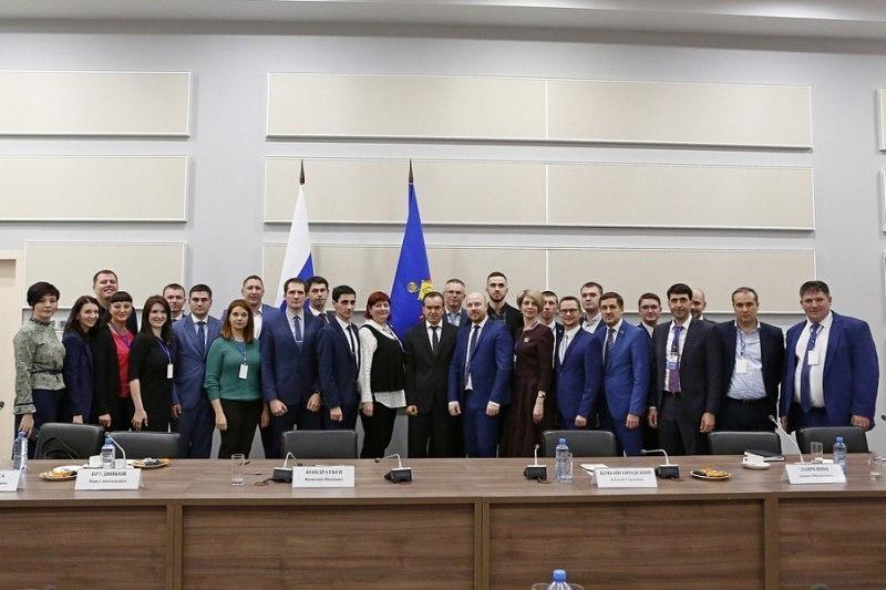 Губернатор Кубани заявил, что в органах власти нужна молодежь