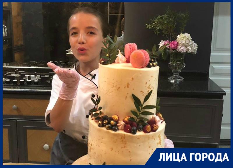 «Ренат Агзамов - просто душка», - 13-летняя краснодарка, принявшая участие в шоу «Кондитер»