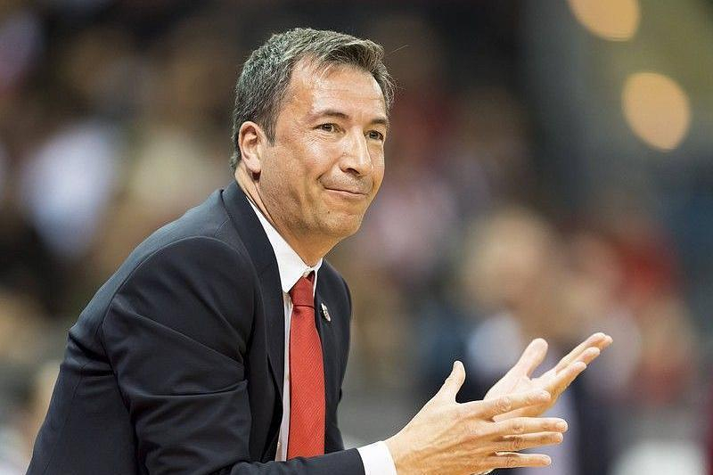 Стало известно имя нового тренера баскетбольного клуба «Локомотив-Кубань»