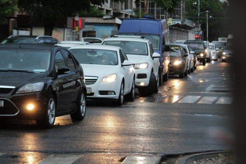 Кубань стала третьей по количеству машин в России