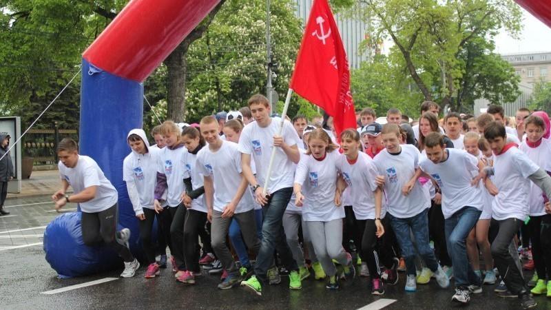 В Краснодаре из-за Всекубанской легкоатлетической эстафеты перекроют движение
