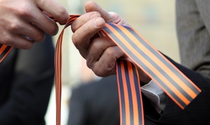 В Краснодаре будут раздавать Георгиевские ленты