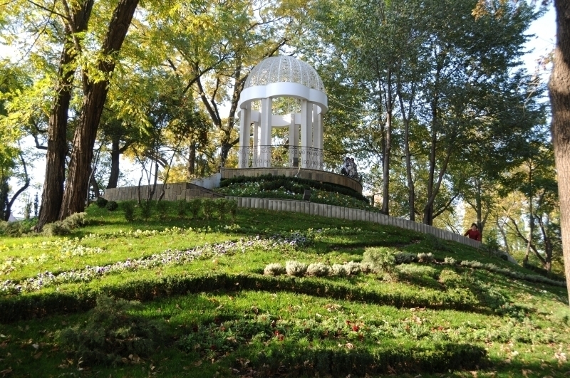 Экскурс в историю пройдет в старейшем парке Краснодара в день 170-летия