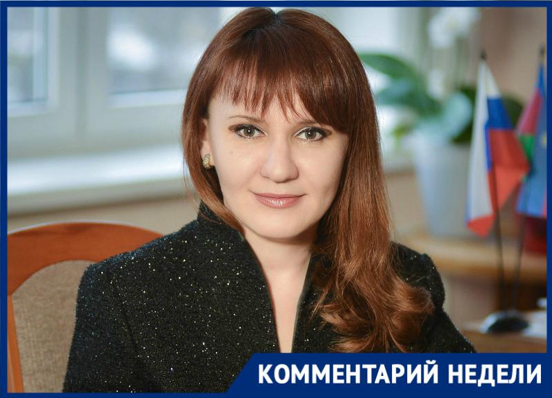 О возможных изменениях в жизни россиян рассказала депутат Госдумы от Кубани Светлана Бессараб