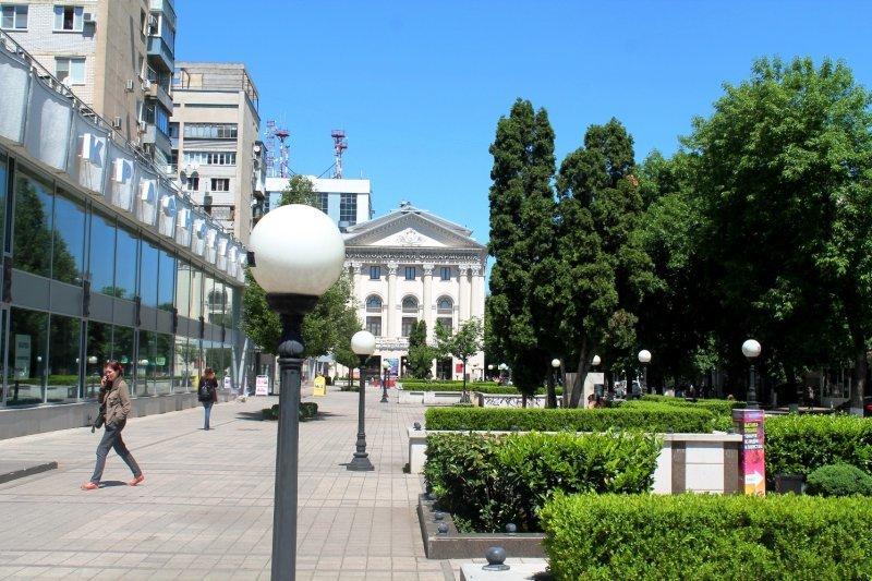 Краснодар снова стал лидером в рейтинге городов ЮФО
