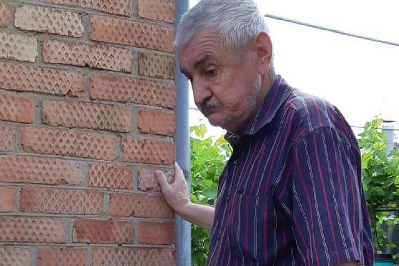 Более месяца в Краснодаре ищут 67-летнего пенсионера