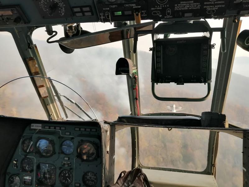 На Кубани локализованы все лесные пожары