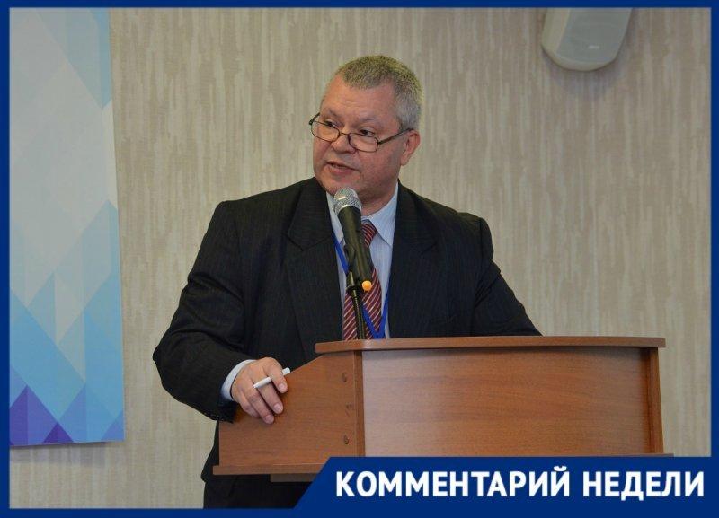 «Тенденции интенсивного роста у нас есть», – экономист Берлин о бюджете Кубани