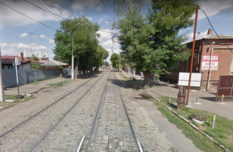 Парковку на улице в Карасунском округе Краснодара запретят раньше