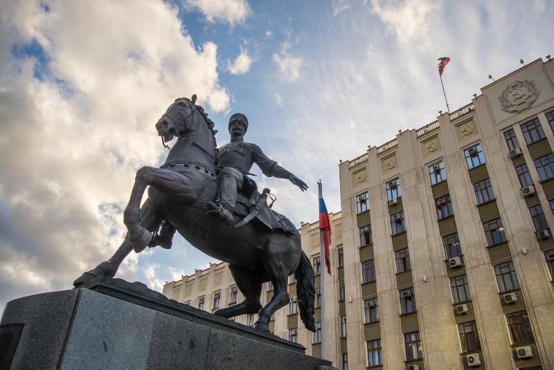 История Краснодара: как появился памятник «Казакам - основателям Кубанской земли»