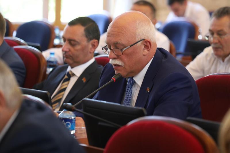 Депутаты Заксобрания Кубани внесли поправки в закон «Об охране здоровья населения»