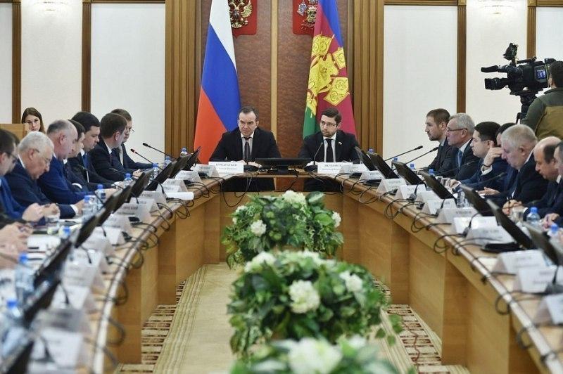 Губернатор Кубани предложил изымать пустующие земли в пользу инвесторов, помогающих дольщикам