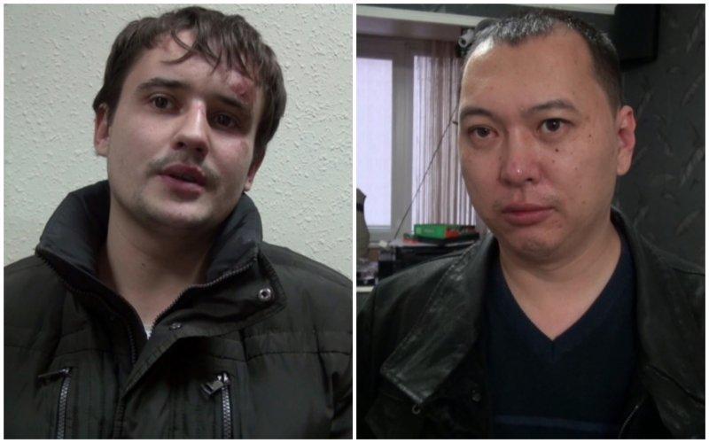 Пьяные дебоширы устроили стрельбу в Краснодаре, один из них выпал из окна