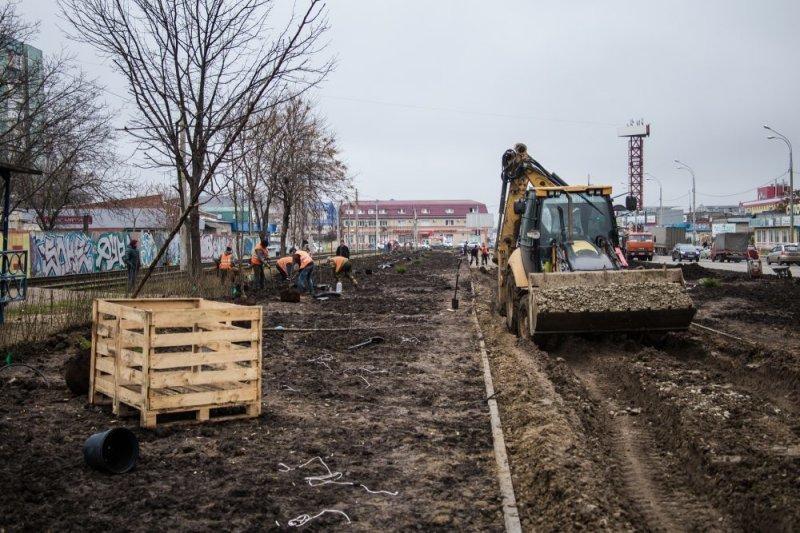 На месте снесенных гаражей в Краснодаре появится парк