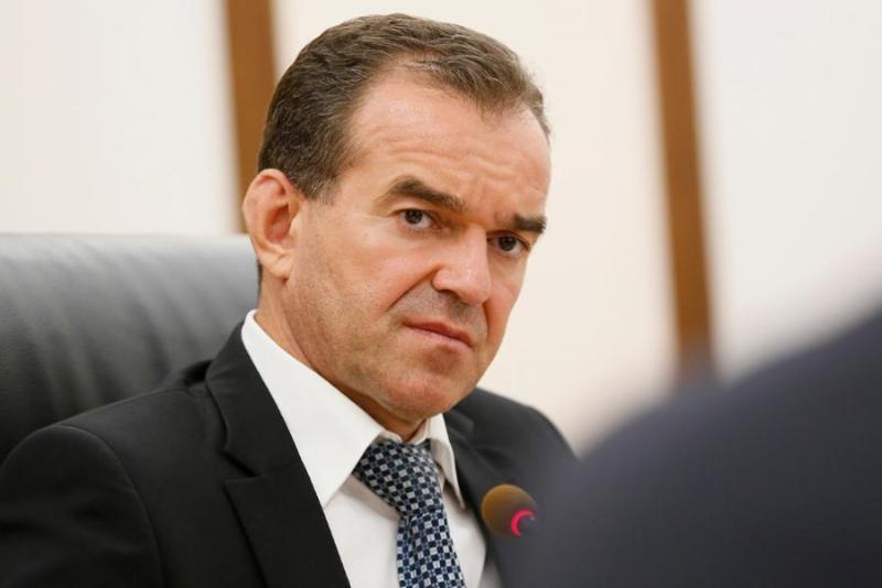 Стало известно, сколько заработал губернатор Краснодарского края в 2018 году