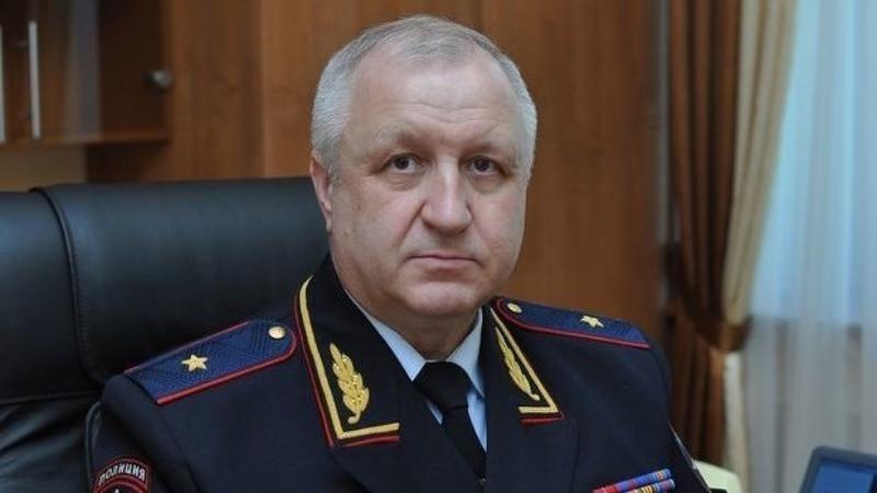 Полицию Кубани возглавил генерал-майор Андреев из Тверской области