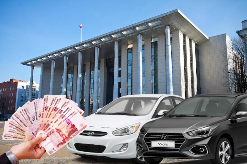 Новенькими автомобилями обзавелись судьи Краснодарского края