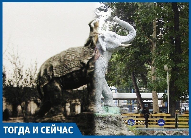 Как краснодарский «мальчик-индус на слоне» из фонтана превратился в памятник