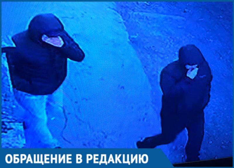Жители их уже узнают: трое воришек обворовывают машины в Краснодаре