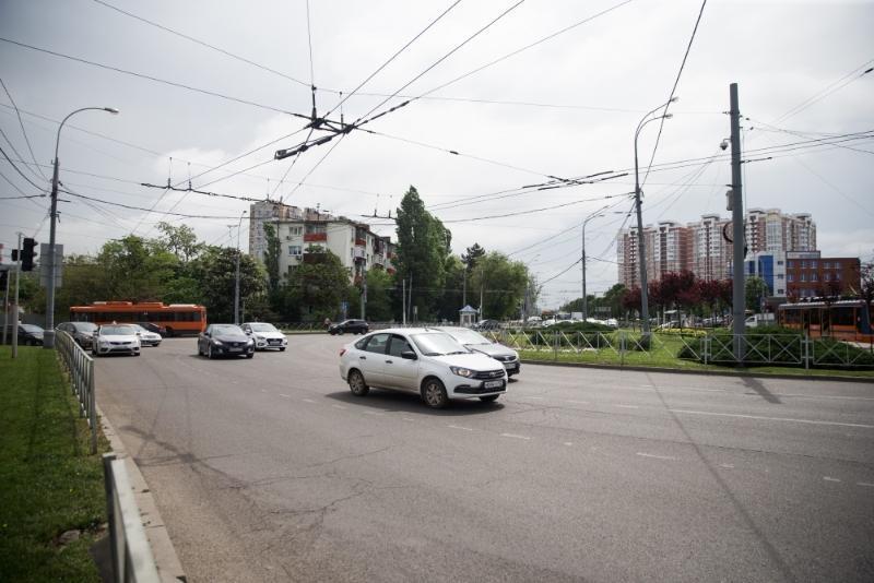 В Краснодаре на перекрестке Старокубанской и Ставропольской отключат светофоры