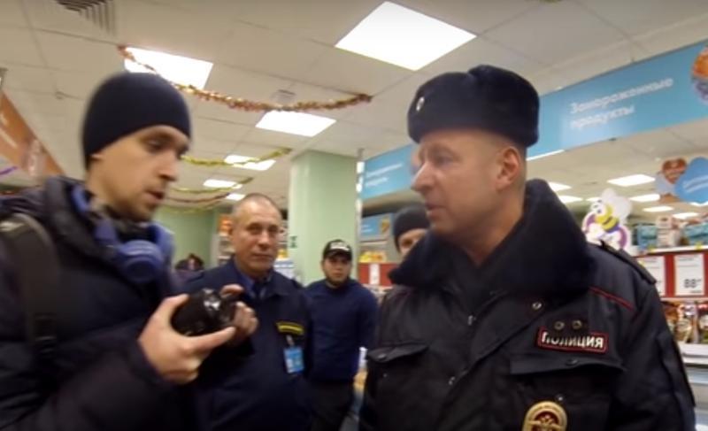 Фейк дня: инцидент с матерящимся майором произошел не в Краснодаре