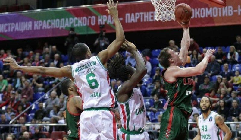 «Локомотив-Кубань» после победы сравнялся с УНИКСом в четвертьфинальной серии игр