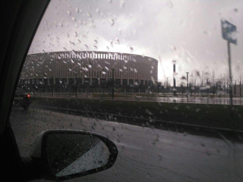 Экстренное предупреждение из-за сильных дождей объявили на Кубани