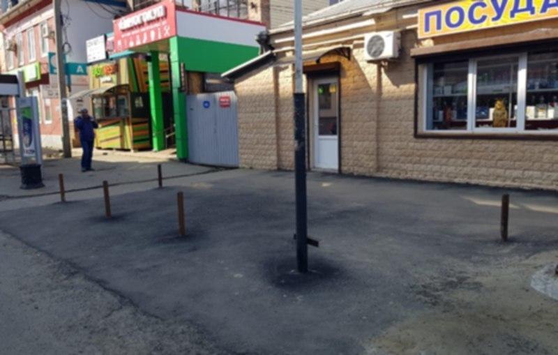 Мэр Краснодара поручил привести в порядок территорию после сноса ларьков