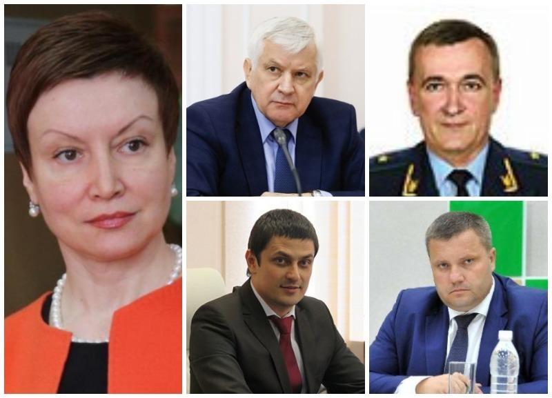 Составлен рейтинг популярности министров Краснодарского края