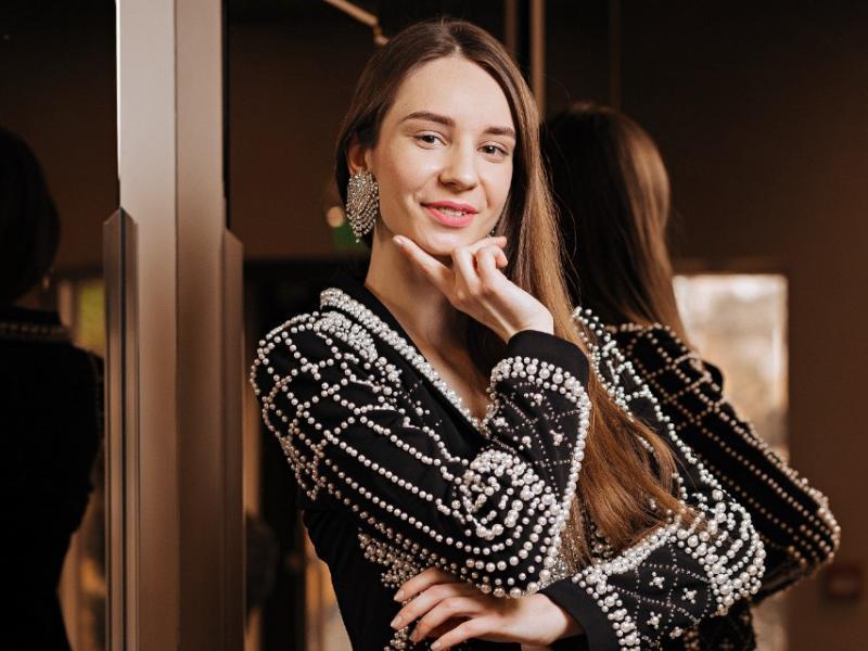 «Хочу сделать больше девушек красивыми», - участница «Мисс Блокнот Краснодар-2019»