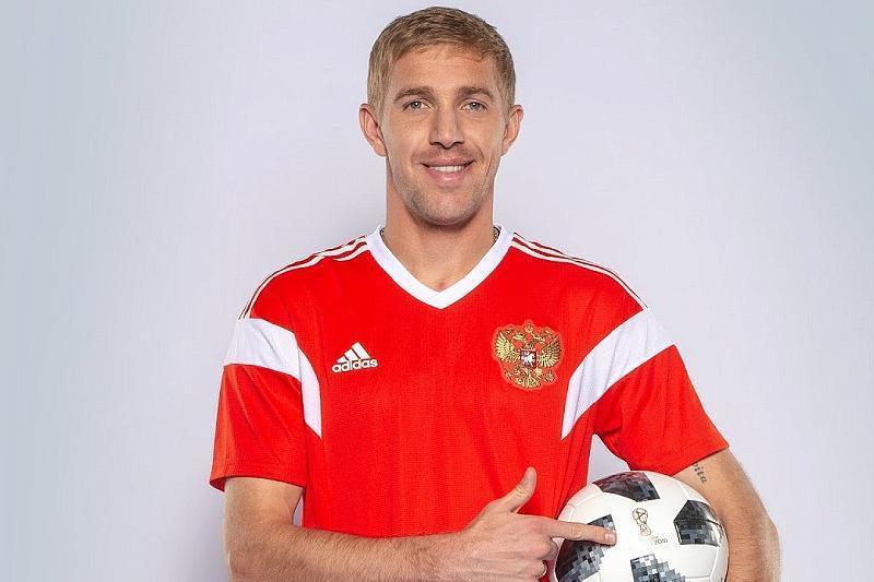 Игрок «Краснодара» забрал мяч, которым забил гол на ЧМ-2018