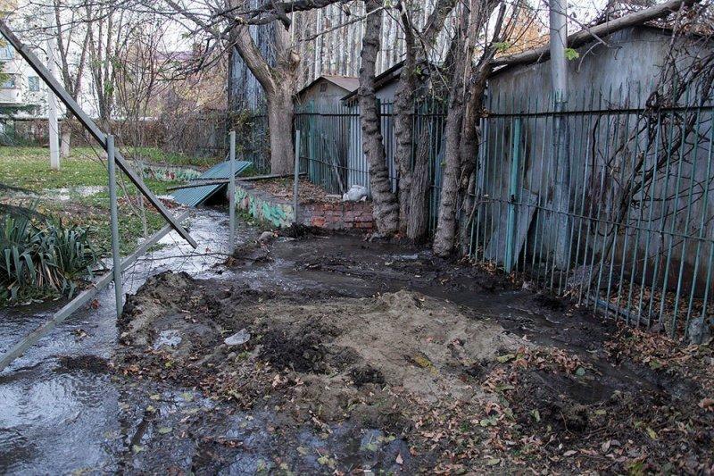 Без воды в Краснодаре останутся 4 детсада и более 16 тысяч человек