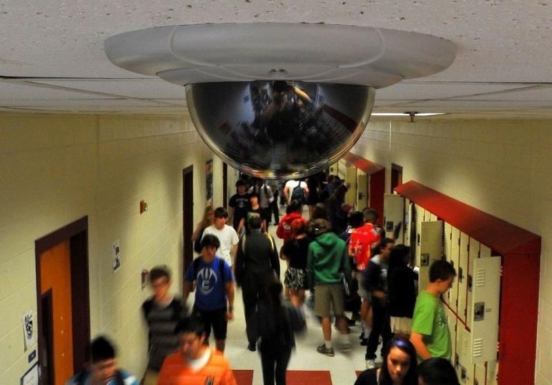 В образовательных учреждениях Краснодара появятся камеры видеонаблюдения
