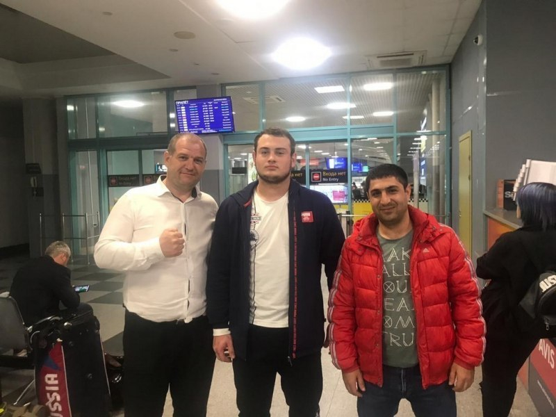 Дзюдоист из Краснодаре победили на Кубке Европы в Германии