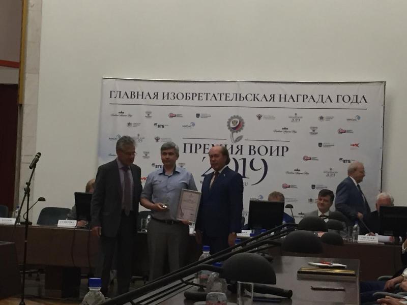 Врач из Краснодара вошел в десятку лучших изобретателей в России