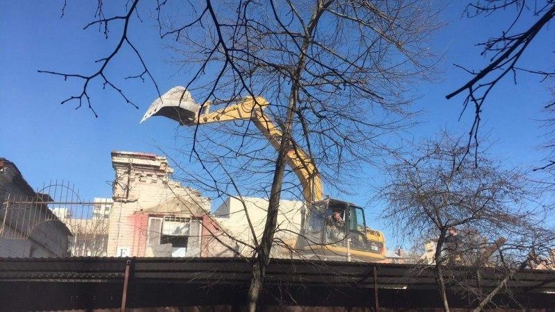 В мэрии Краснодара рассказали, что будет на месте снесенных домов в центре города