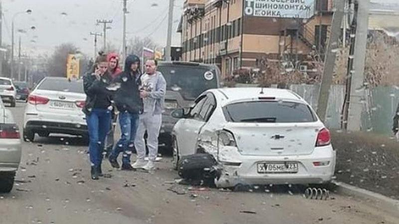 Администратор крупного краснодарского паблика попал в ДТП и скрылся с места аварии