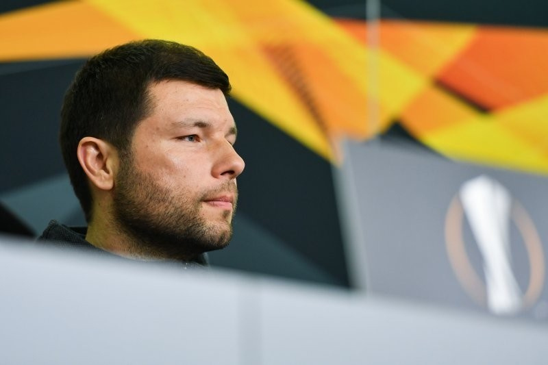 «Мы рады этому жребию», - тренер «Краснодара» об игре с «Валенсией» в Лиге Европы