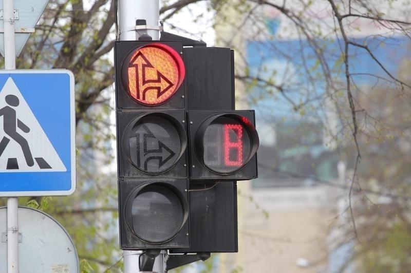 На Старокубанском кольце в Краснодаре отключат светофоры