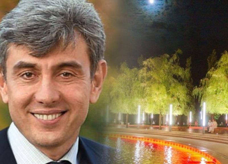 Парк Галицкого получил премию Urban Parks Awards