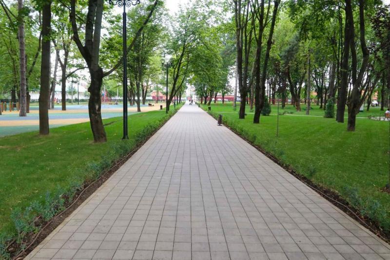 Парк для отдыха вместо очередного торгового центра появится в Краснодаре