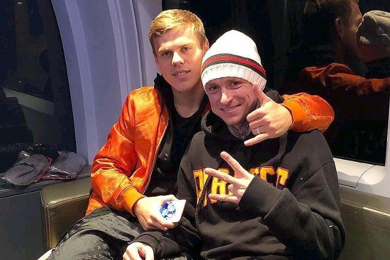 Хавбек «Краснодара» Мамаев и его друг Кокорин могут вернуться в сборную России