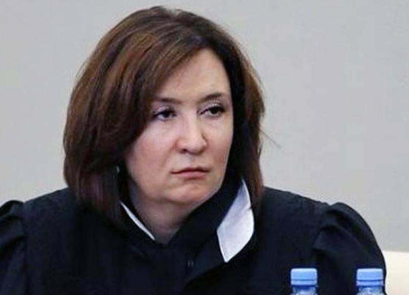 «Золотая судья» Елена Хахалева продолжает занимать высокие должности в Краснодарском краевом суде