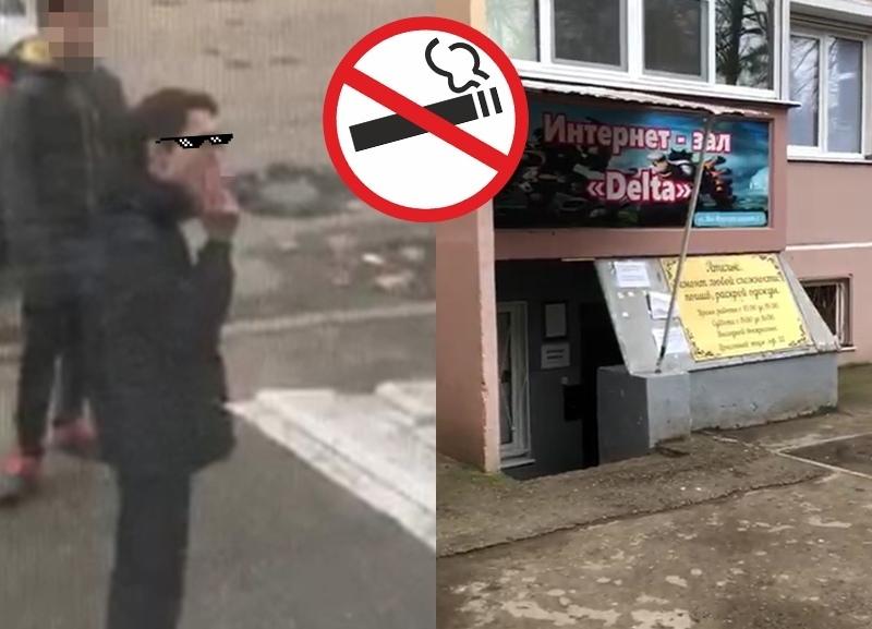 «Мочатся, курят и матерятся под окном»: краснодарцы устали от школьников из подвального интернет-клуба