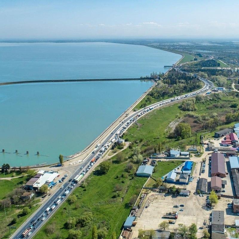 Готовимся к майским: Восточный обход в Краснодар снова «стоит»