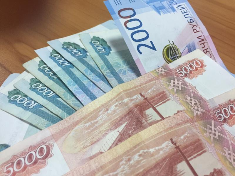 Средняя зарплата на Кубани увеличилась на 7%