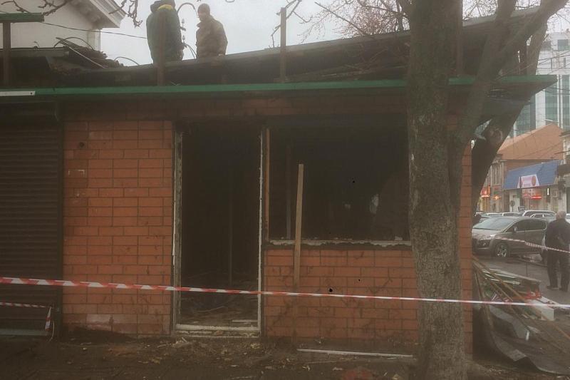 Три незаконных постройки снесли в центре Краснодара