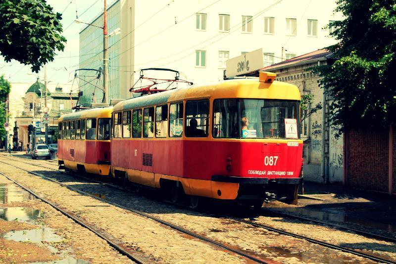 Три трамвая временно изменят маршрут в Краснодаре